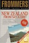 Frommer's Budget Travel Guide New Zealand from $45 a Day PB