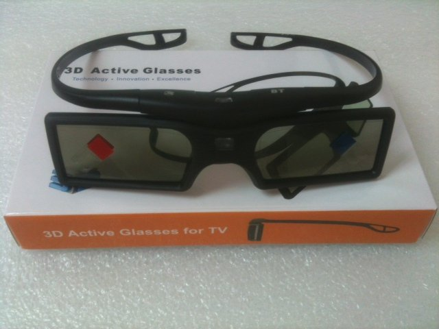 COMPATIBLE 3D ACTIVE SHUTTER GLASSES FOR SAMSUNG LED TV UN40D6420UF UN46D6400UF UN40D6400UF