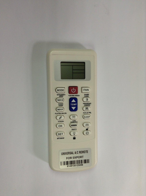 REMOTE CONTROL FOR SAMSUNG AIR CONDITIONER AD24B1E2 AD18B1E2 AD24B1E25