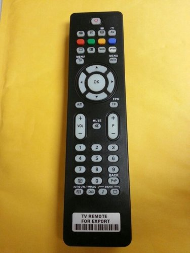 COMPATIBLE REMOTE CONTROL FOR PHILIPS TV PA9019C1 PA9019C121 PB4025 PB4025C101