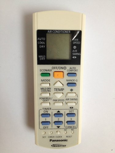 FOR PANASONIC AIR CONDITIONER REMOTE CONTROL S-36ME1U6 S-36MF1U6