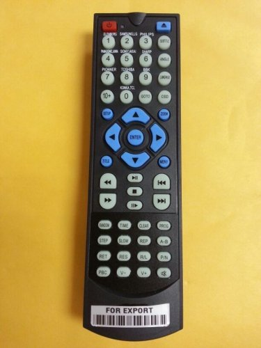 COMPATIBLE REMOTE CONTROL FOR TOSHIBA DVD SE-R0217 SD-K860 SD-4990 DC-FL20S