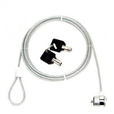 CABLE SECURITY LOCK FOR SANYO SHARP SONY VIEWSONIC SAMSUNG PROJECTOR