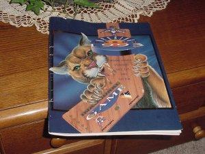 Florida Panthers Inagural program!