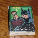 Batman & Robin playing cards