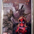 Guardians of the Galaxy #1H Deadpool Variant (May 2013, Marvel)