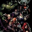 Secret Avengers #1D VARIANT