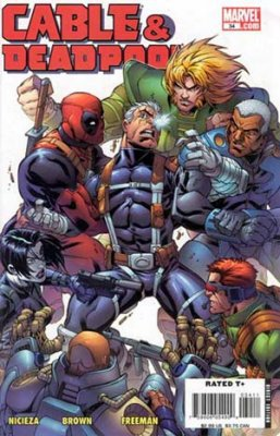 CABLE AND DEADPOOL #34