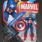 Marvel Universe Captain America Series 5 #004