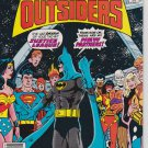 Batman and the Outsiders #1 1983 NEWSSTAND