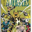 The New Mutants ANNUAL #7 1991