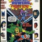 SUPER POWERS #1 NEWSSTAND