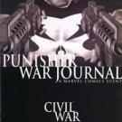 Punisher: War Journal #1B