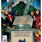 AVENGERS ASSEMBLE #1 MIDTOWN COMICS NYC INCENTIVE VARIANT COVER
