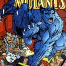 The New Mutants #96 VOL 1 1983