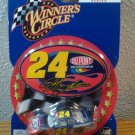 Jeff Gordon #24 Collectible with Driver Sticker