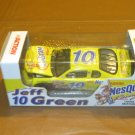 #10 JEFF GREEN NESTLE NESQUIK
