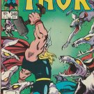 Thor The Mighty #346