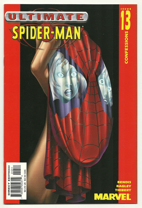 ULTIMATE SPIDER-MAN #13