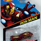 HOT WHEELS IRON MAN