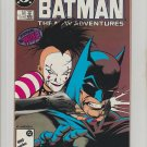 BATMAN COMICS #412 ROBIN / FIRST APPEARANCE THE MIME 1987 DC