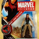MARY JANE WATSON Marvel Universe Legends Hasbro 3.75in. Spider-Man New! Ms. Lion