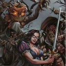 GRIMM FAIRY TALES 2013 HALLOWEEN SPECIAL COVER A