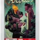 THUNDERBOLTS #22 1st Printing - Marvel NOW!