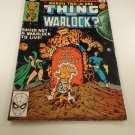Marvel Two-In-One #63 The Thing and Warlock
