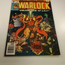 Warlock #15 KEY FINAL ISSUE Starlin Thanos Cover Gamora Drax