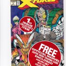 X-FORCE #1 1997 STILL IN THE BAG DEADPOOL CARD