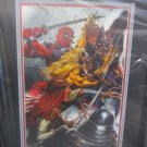 Death of Wolverine SIGNED BY GREG HORN Art Print