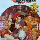 HARLEY QUINN #4 DC NM 2ND PRINT COVER