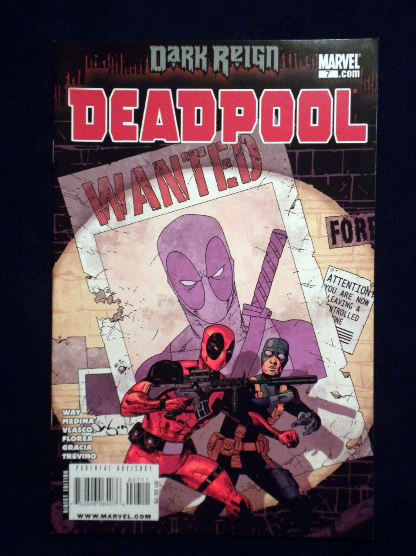 Deadpool #7 2008