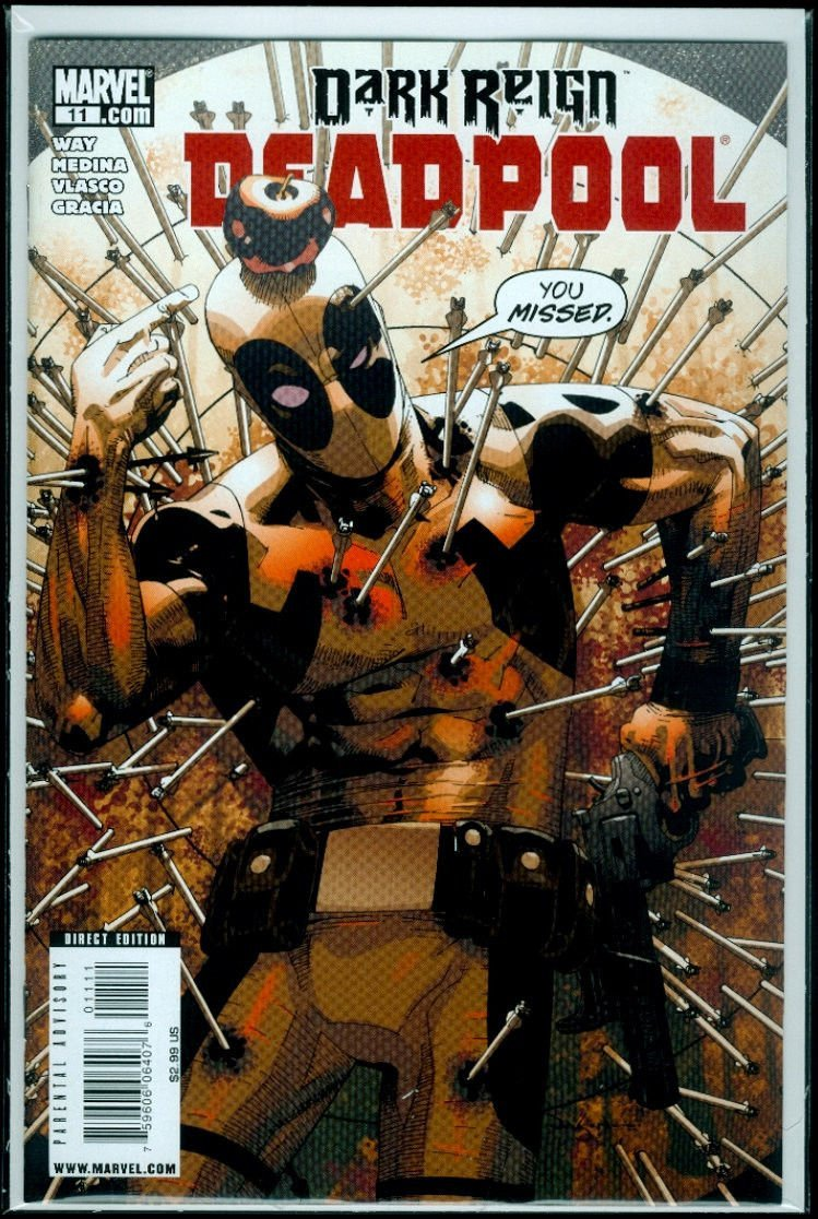Deadpool #11 2008