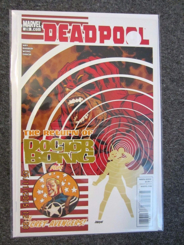 Deadpool #29 2008