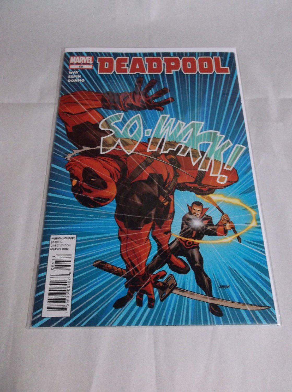 Deadpool #59 2008