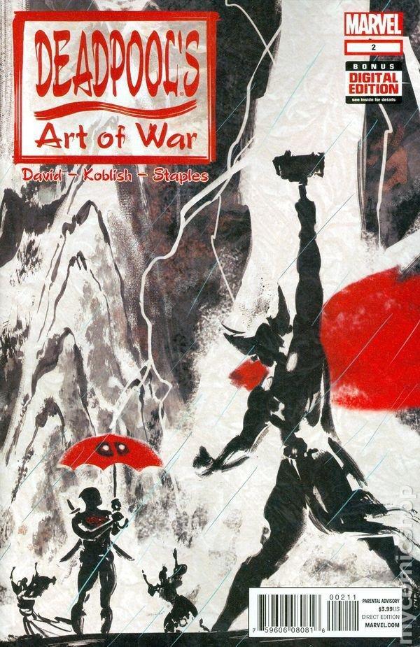 DEADPOOL'S ART OF WAR # 2