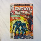 DEVIL DINOSAUR #6 1978