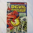 DEVIL DINOSAUR #7 1978