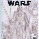 Star Wars #1 - BAM Sketch Variant - Simone Bianchi - Darth Vader - Near Mint