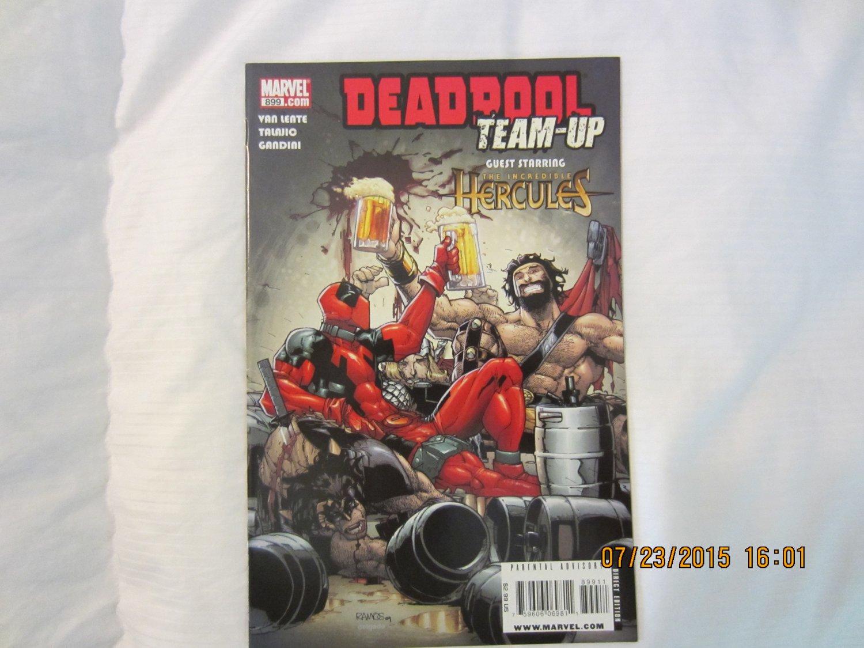 Deadpool Team-Up (2009 2nd Series) #899A
