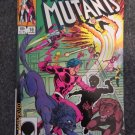 NEW MUTANTS #16 MARVEL 1984 1ST WARPATH