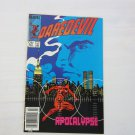 Daredevil #227 NEWSSTAND COPY