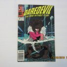 "DAREDEVIL #256 ""Blind Spots"" NEWSSTAND COPY"