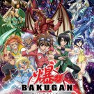DVD ANIME BAKUGAN BATTLE BRAWLERS Season 3 Bakugan Gundalian Invaders Vol.1-39