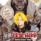 DVD ANIME FULLMETAL ALCHEMIST Complete TV Series Episode 1-51End
