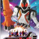 DVD KAMEN MASKED RIDER FOURZE Vol.1-48End+ Quiz Special
