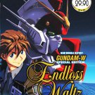 DVD ANIME MOBILE SUIT GUNDAM WING Endless Waltz Movie + Complete OVA English Audio