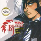 DVD ANIME BLACK JACK Complete 10 OVA Series